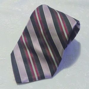 Men's Christian Dior Signature 100% Silk Tie